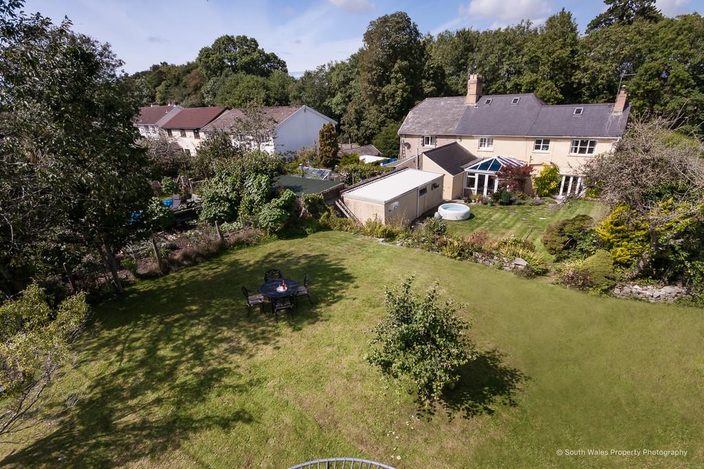 Dan Yr Allt, Corntown Road, Corntown, Vale Of Glamorgan, CF35 5BG