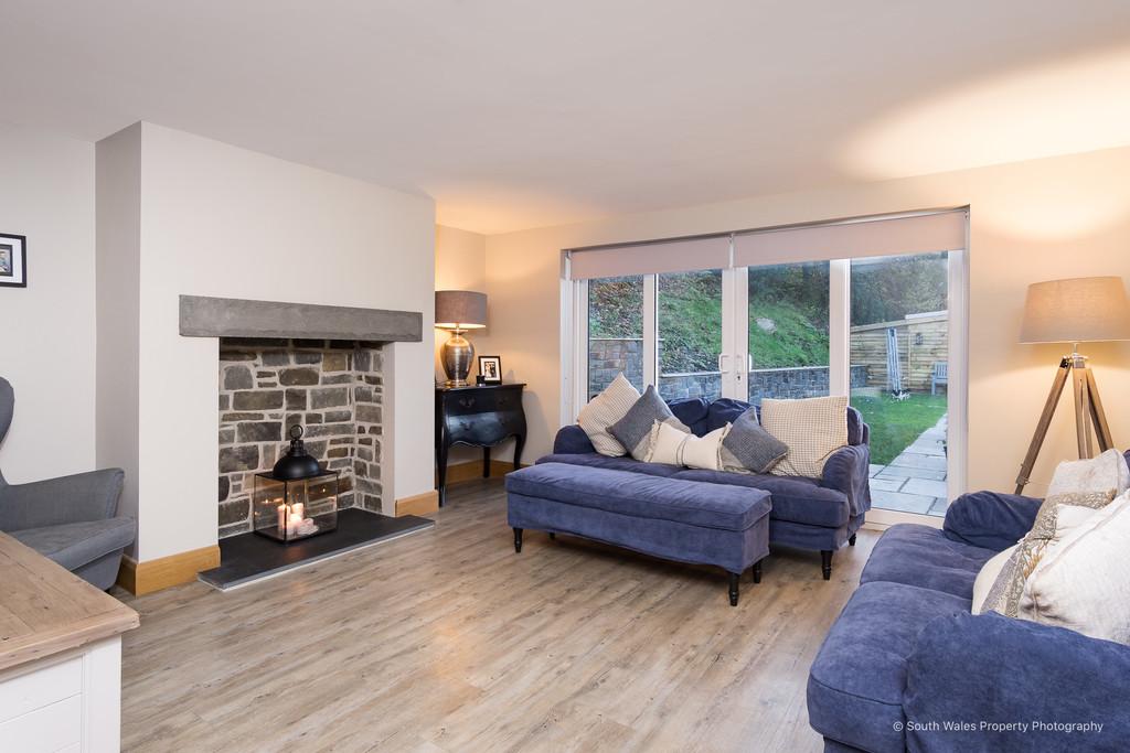 Margam House, 7 Underbridge, Pontrhydyfen, Port Talbot, Bridgend County Borough, SA12 9RR