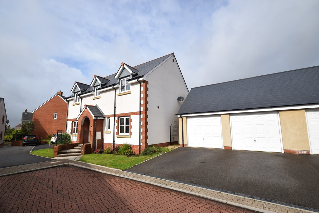 A Well Proportioned Four Bedroom Family Home Located Just Off Heol Spencer In The Sought After Parc Derwen Development In Coity, Bridgend