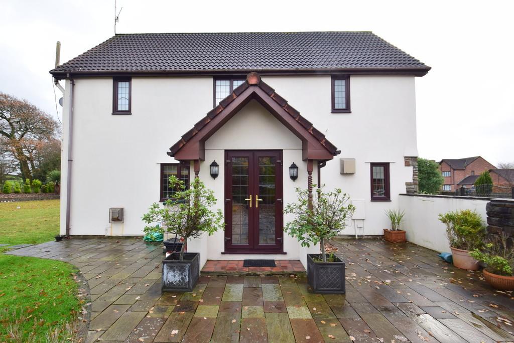 The Embers, 7 St Davids Park, Water Street, Margam, Port Talbot, Bridgend County Borough, SA13 2PA