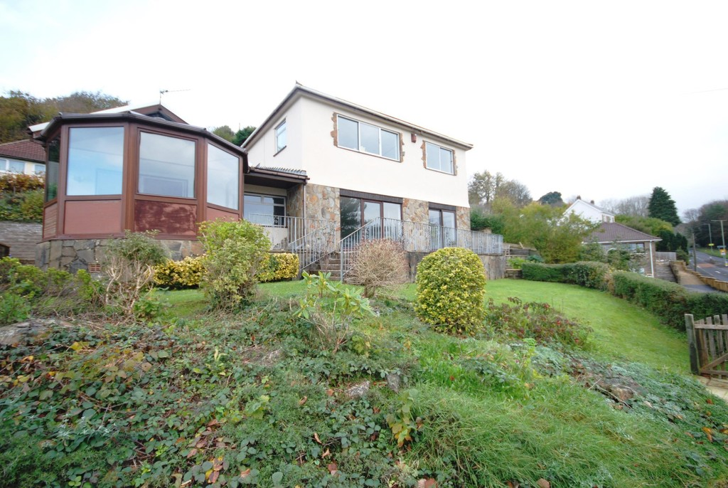 A Sizable 5 Bed Home Having Far Reaching Southerly Views, Ynysbryn Close, Talbot Green
