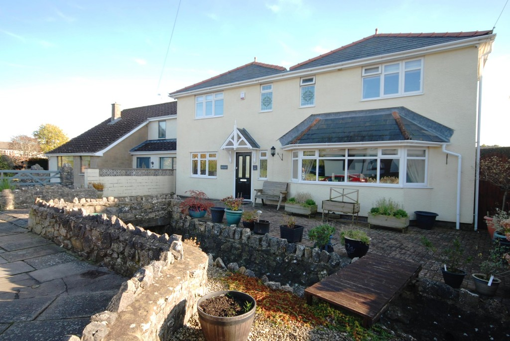 A 5 Bed Family Home, Significantly Extended And Finished To A Very High Standard, Llanmaes, Llantwit Major