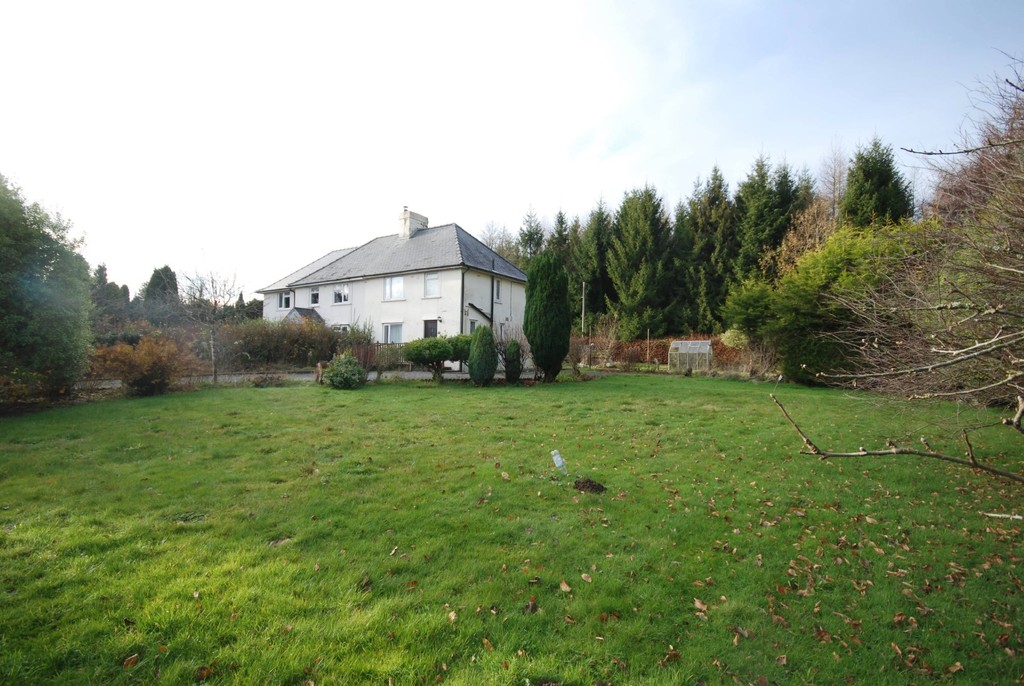 A Three Bedroom, Semi Detached Home Set On A Plot Of About 1/3 Of An Acre, Tair Onnen, Near Cowbridge