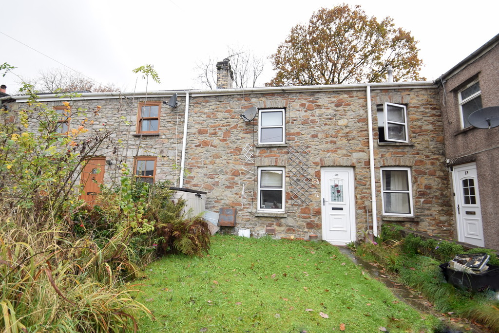 A Two Bedroom Mid-Terraced Cottage Offering No On-Going Chain, Oak Terrace, Coytrahen, Bridgend