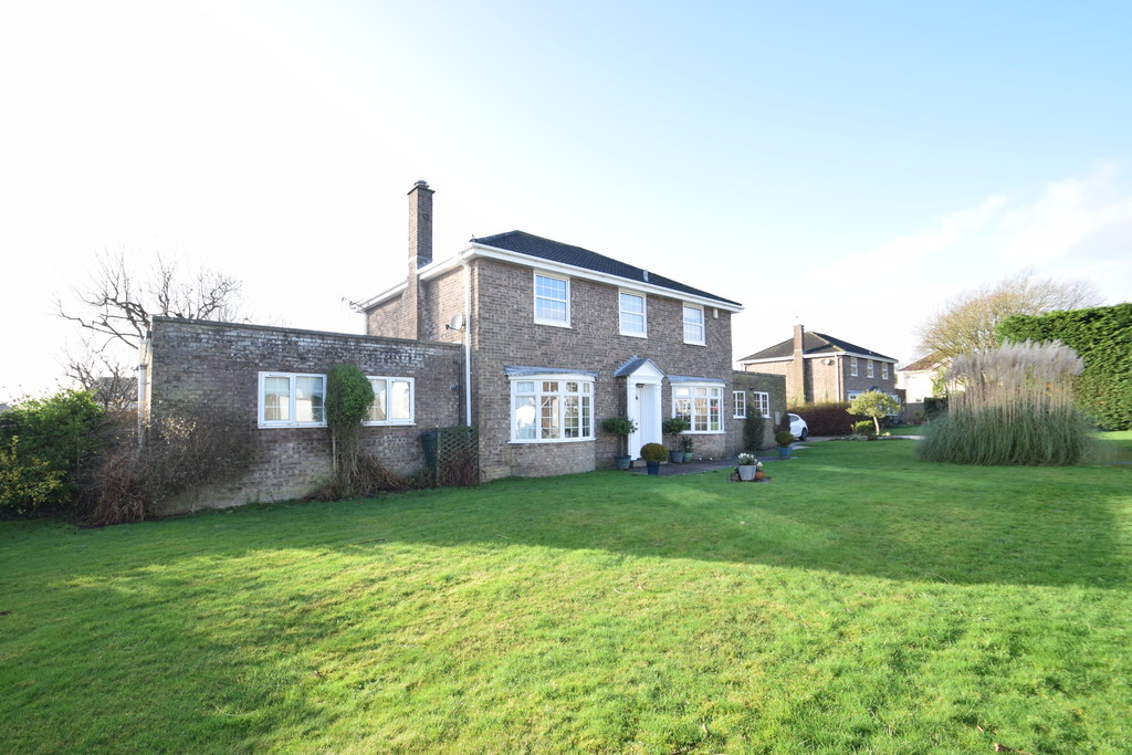 A Substantial, Extended Five-Bedroom Detached Property Located In The Sought-After Village Of Laleston, Bridgend