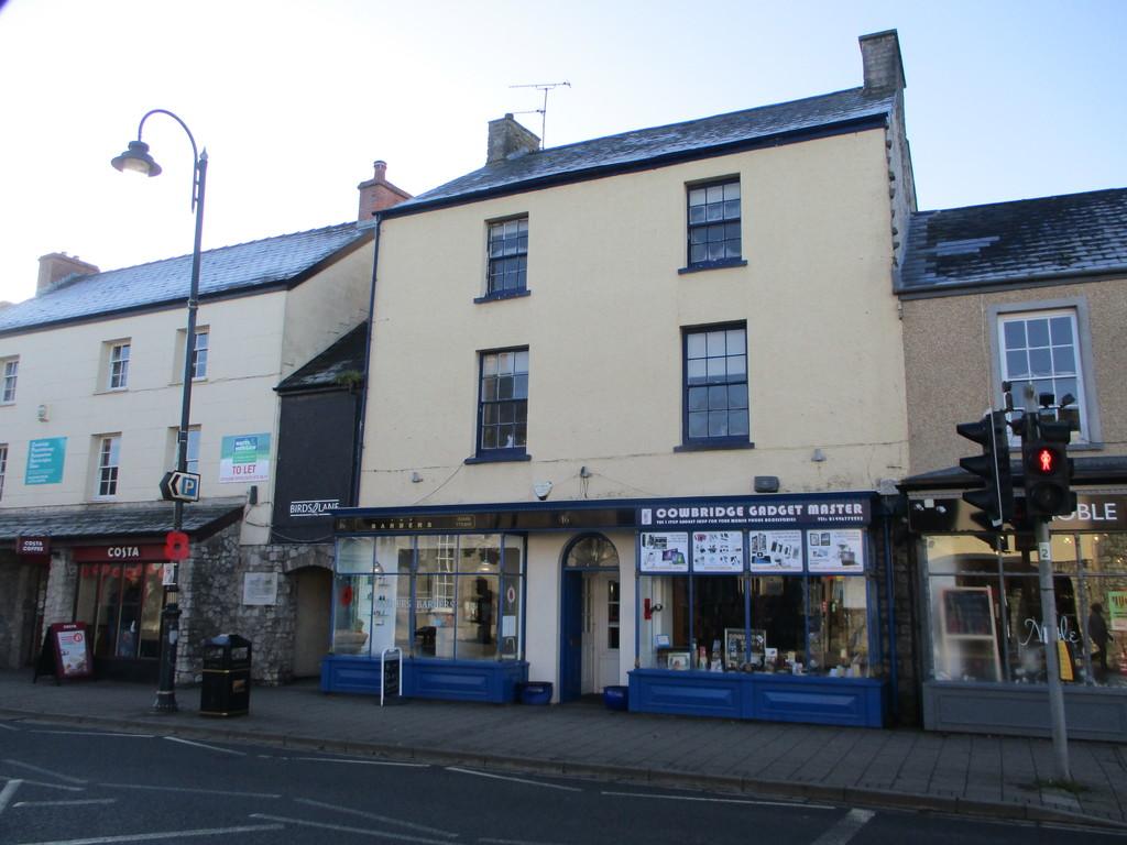 Prime Retail Unit, 16A High Street, Cowbridge, Vale of glamorgan, CF71 7AG