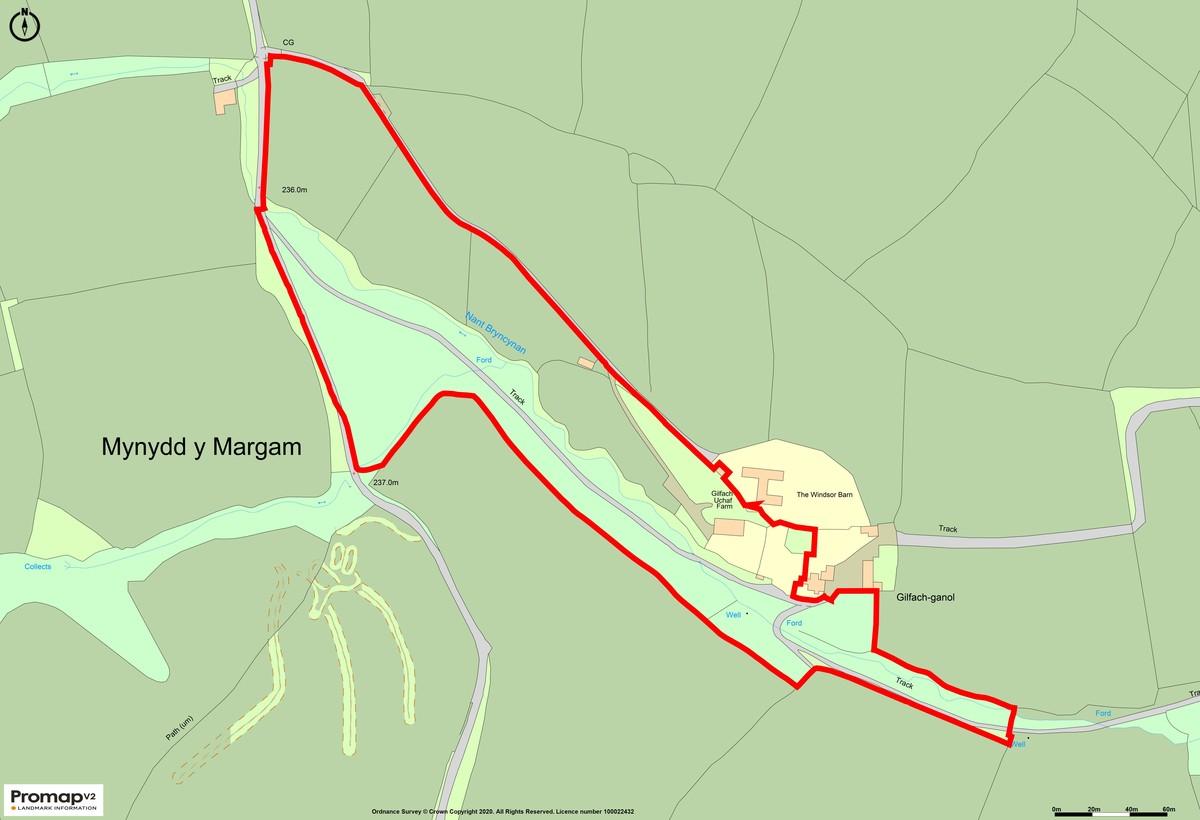 Gilfach Uchaf, Llangynwyd, Bridgend, Bridgend County Borough, CF34 9SD