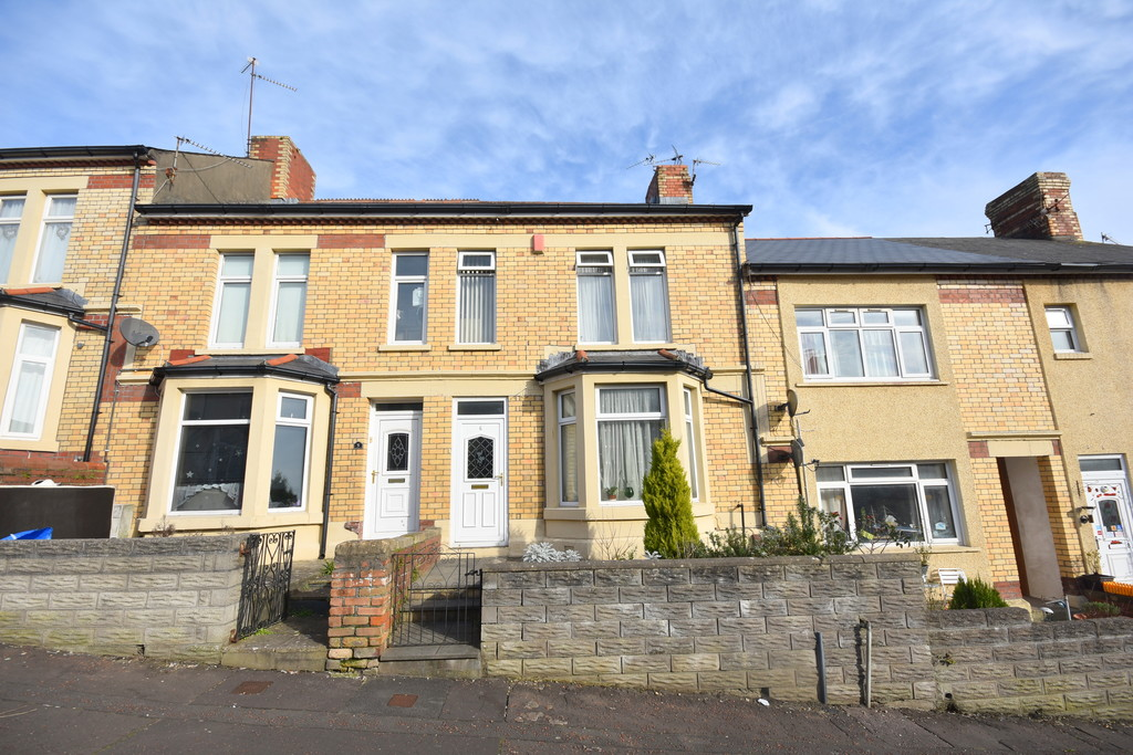 A Spacious Three Bedroom Mid-Terraced Property. Conveniently Located To Barry Town Centre And The Local Amenities