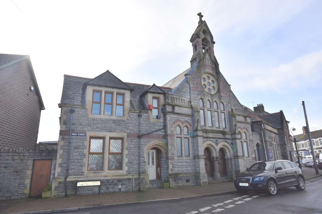 1 Old St Joseph School, 24 High Street, Penarth, CF64 1EZ