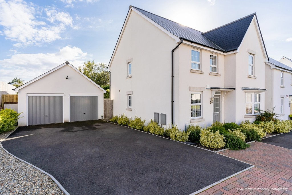 A Very Well Proportioned, 4 Bedroom Family Home With South Facing Garden, Llangan, Vale Of Glamorgan
