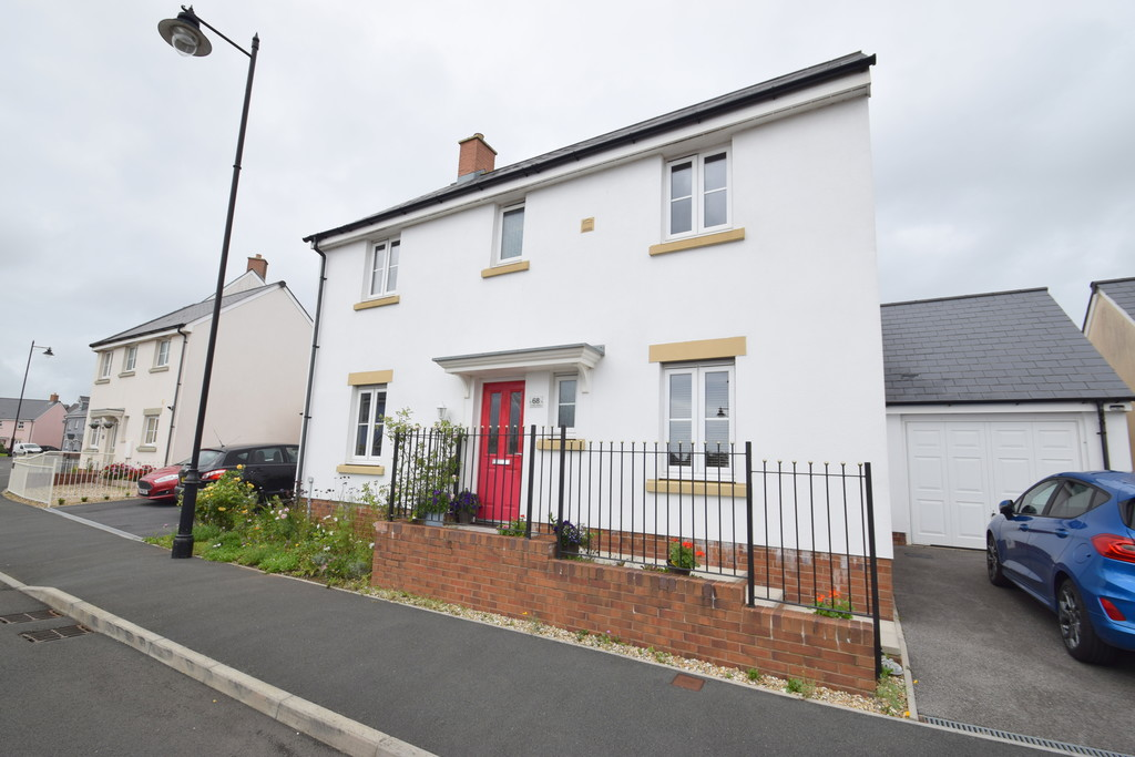 A Well Proportioned Four Bedroom Detached Property Located In The Popular Development Of Parc Derwen, Coity