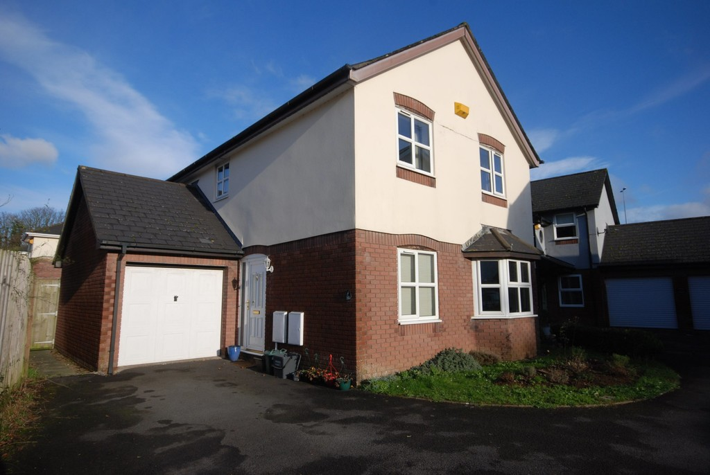A Detached, Four Bedroom Family Home Close To Cowbridge Town, Vale Of Glamorgan