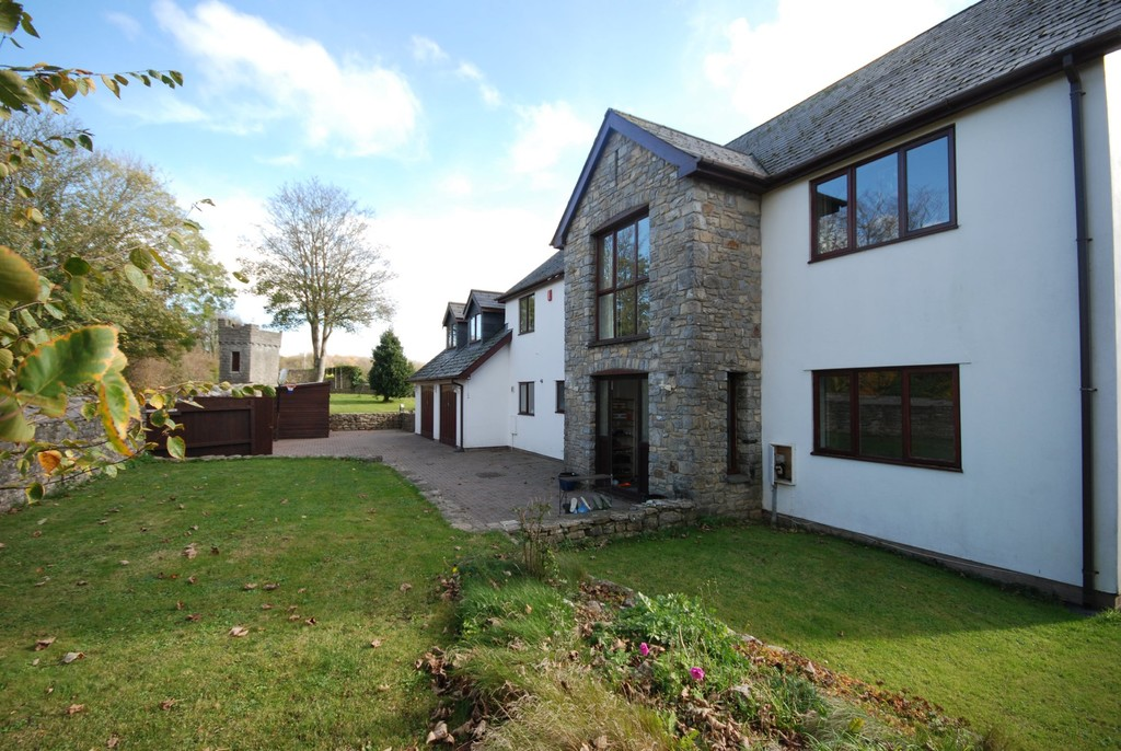A Stunning 6 Bedroom Family Home In An Outstanding Location, Bordered By Open Fields And Enjoying Superb Views, Boverton, Vale Of Glamorgan
