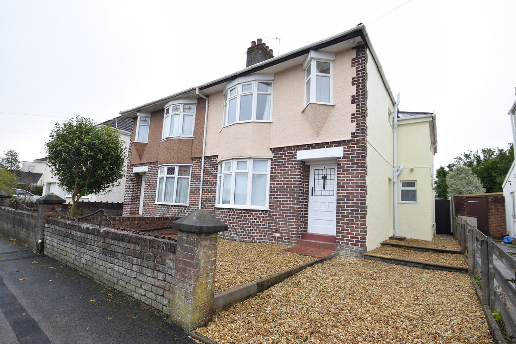 An Extended Three Bedroom Semi-Detached Property Being Sold With No Ongoing Chain, Priory Gardens, Bridgend