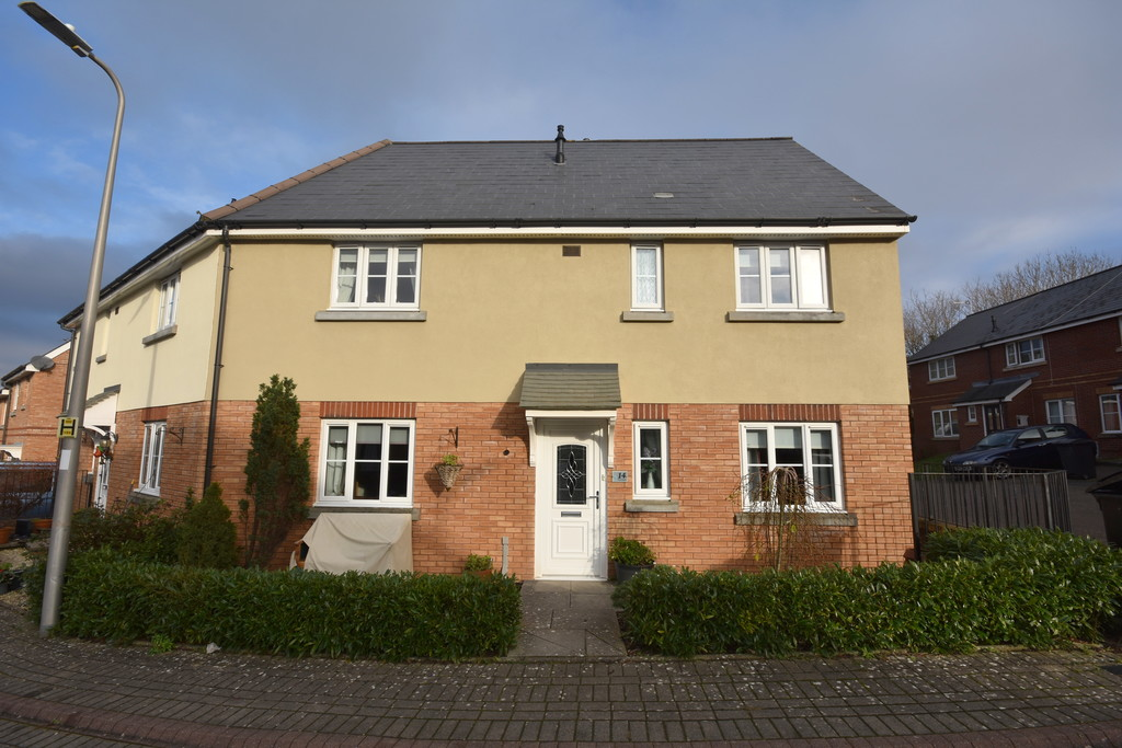 A Spacious Three Bedroom, Semi-Detached Family Home Situated At The End Of A Quiet Cul-De-Sac, Cae Gwyn, Penarth