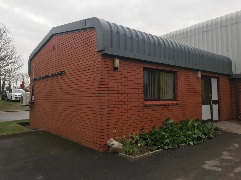 Self contained office/business suite, Penllyne Way, Vale Business Park, Llandow, Cowbridge, CF71 7PF