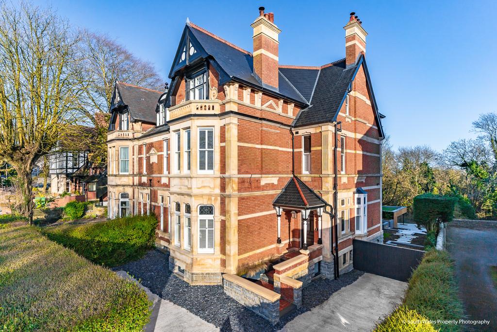 Westcross House, 10 Stanwell Road, Penarth, Vale of Glamorgan, CF64 3EA