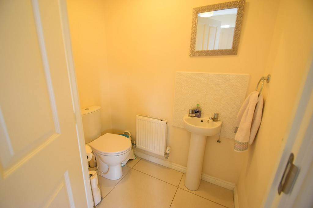 12 Llys Y Brwyn, Parc Derwen, Coity, Bridgend, Bridgend County Borough, CF35 6FW