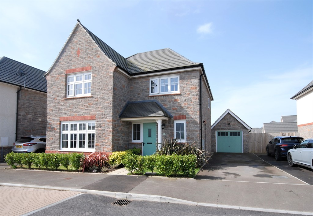 An Immaculately Presented 4 Bed Detached Home Situated In The Popular Village Location Of St. Nicholas, Vale Of Glamorgan
