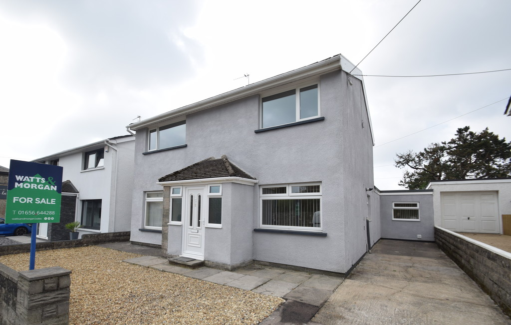 A Generous Sized, Extended Four Bedroom Detached Property Located In The Highly Reputable Coity Village, Bridgend