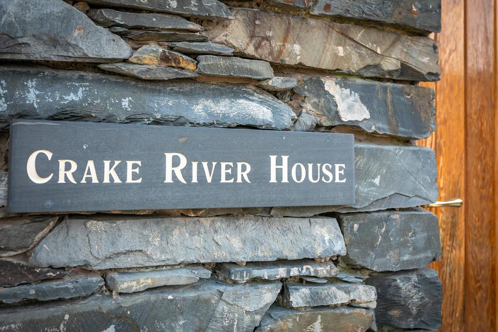 Crake River House, Spark Bridge,Ulverston, LA12 8BS