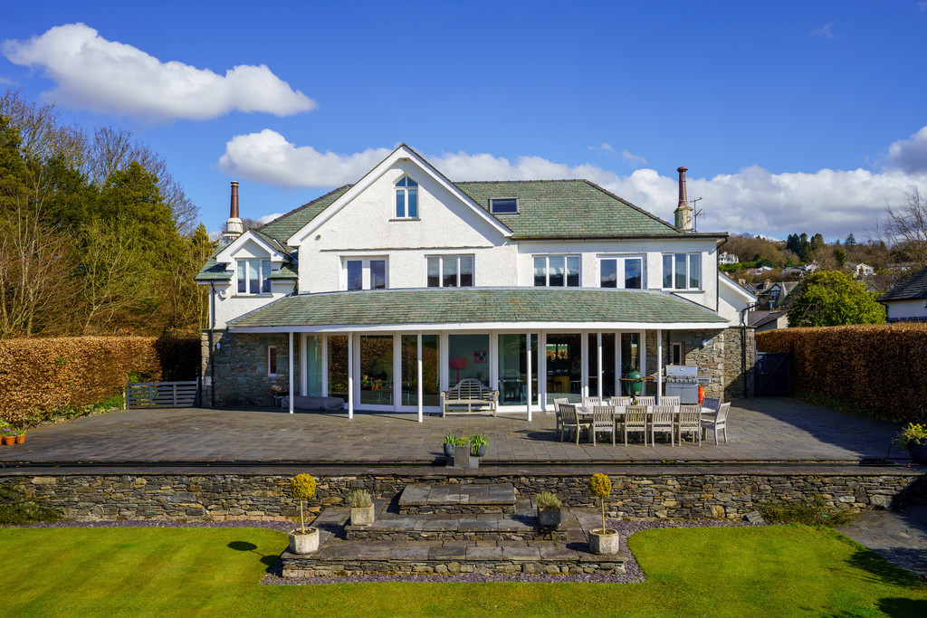 Greenrigg, Longlands Road, Bowness-On-Windermere LA23 3AS