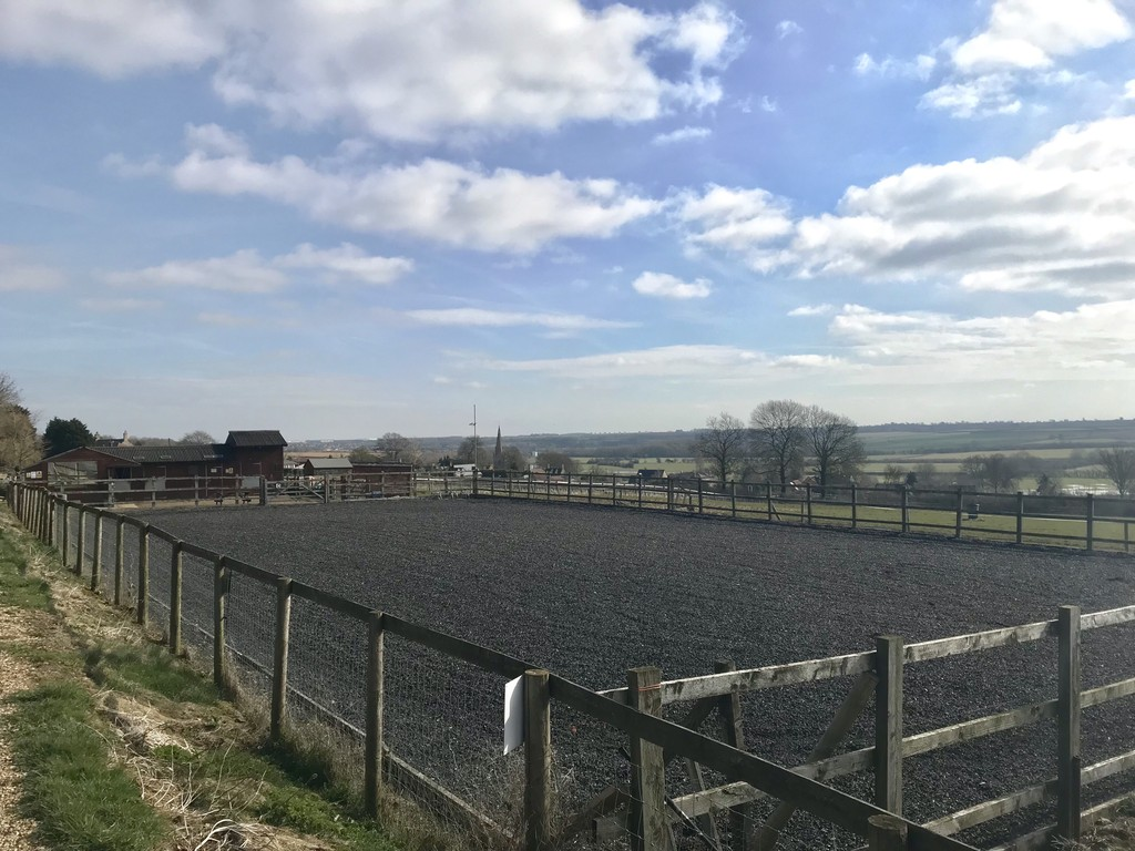 Land, Stables and Menage at Woodford