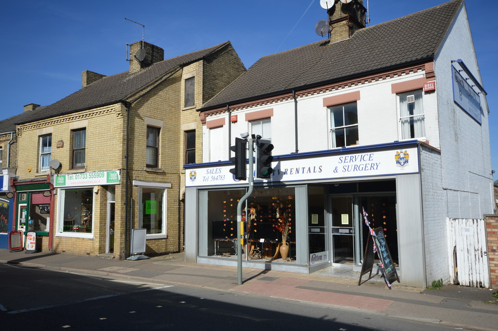 Oundle Road, Peterborough