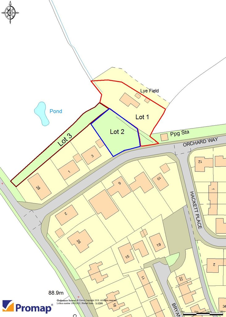 Orchard Way, North Crawley, Newport Pagnell