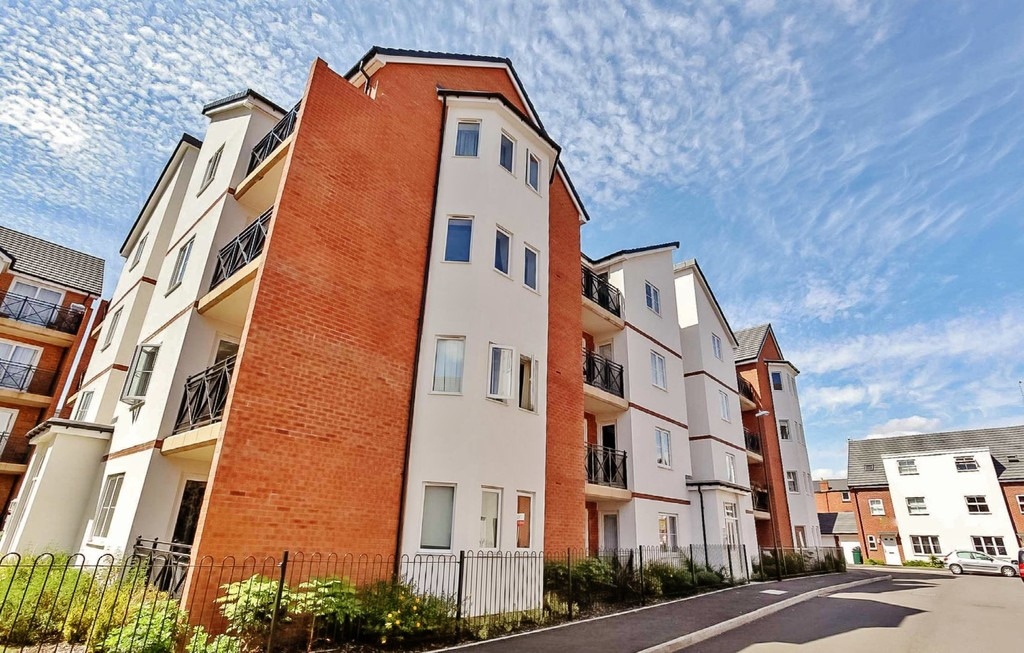 2 bedrooms  Apartment - POPPLETON CLOSE, Coventry CV1 3BF