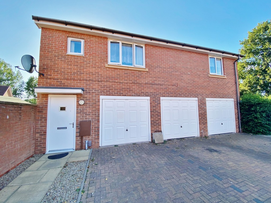 2 bedrooms   - SOWE WAY, COVENTRY CV2