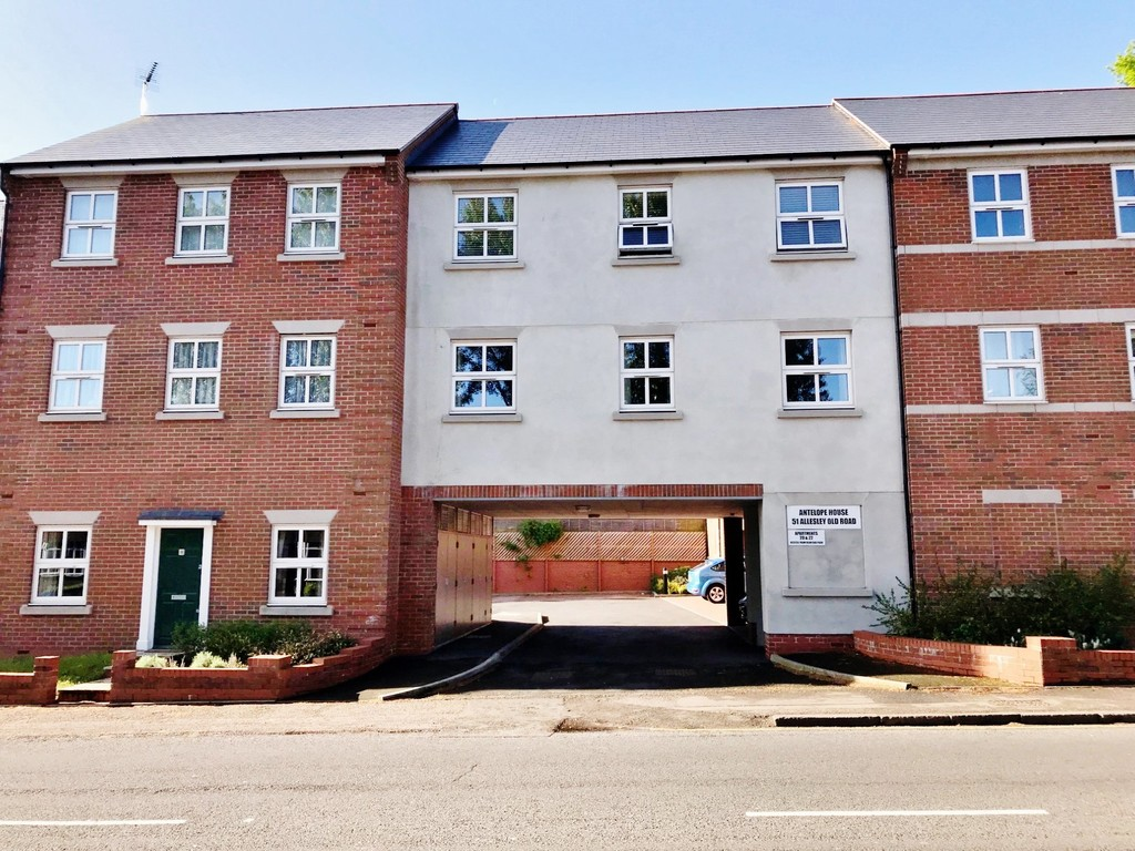 2 bedrooms  Apartment - Antelope House, ALLESLEY OLD ROAD, COVENTRY
