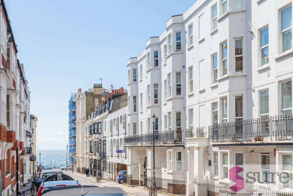 St Anne's Court,  Burlington Street,  Brighton,  East Sussex
