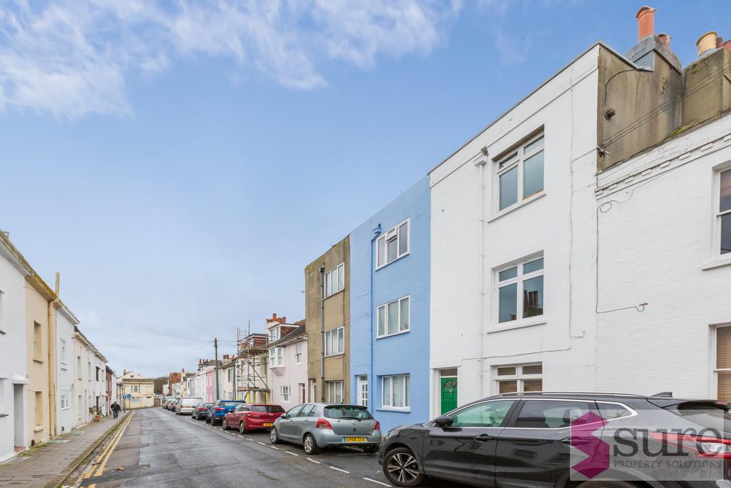 Guildford Street,  Brighton,  East Sussex,