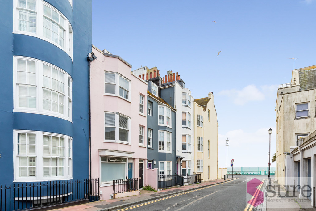 Bedford Street,  Brighton,  East Sussex,