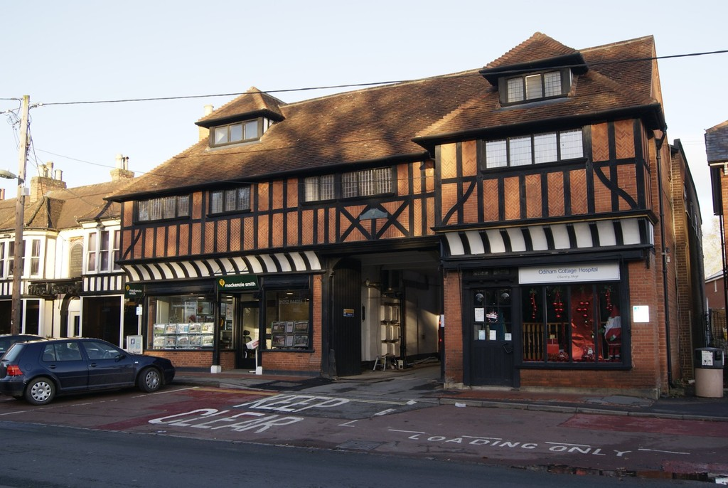 High Street, Hartley Wintney