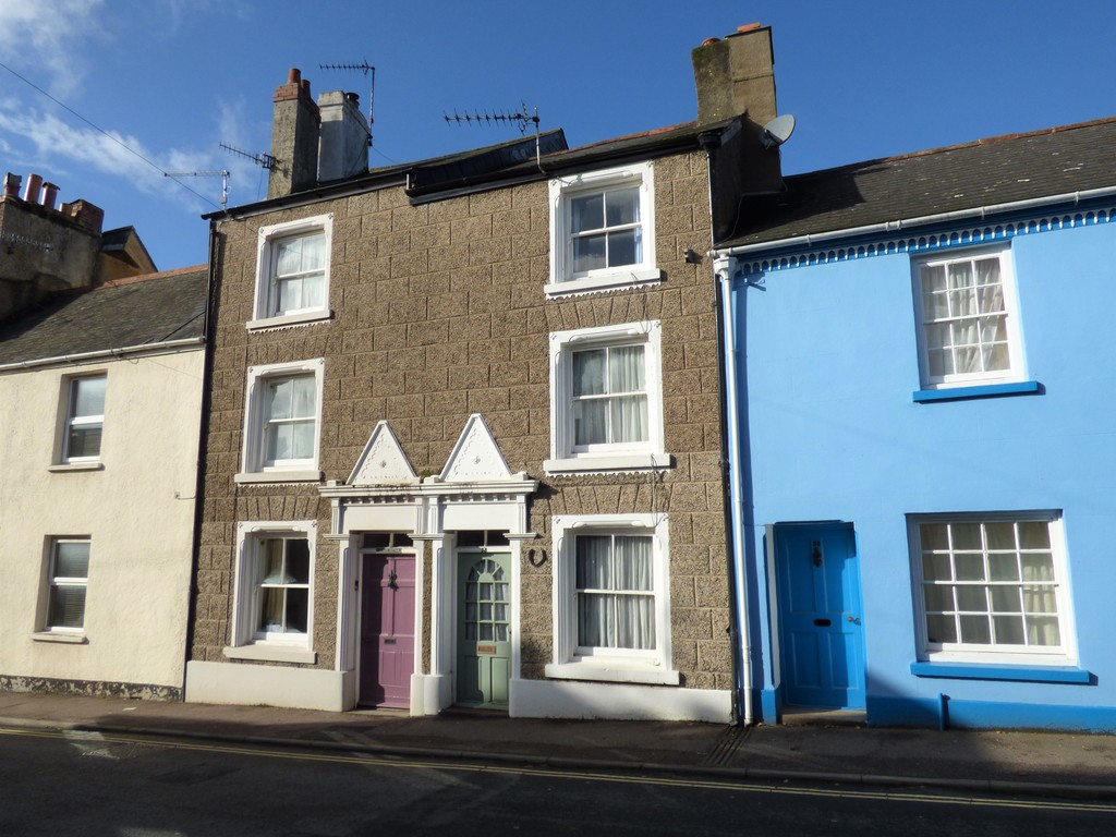 Old Exeter Street, Chudleigh