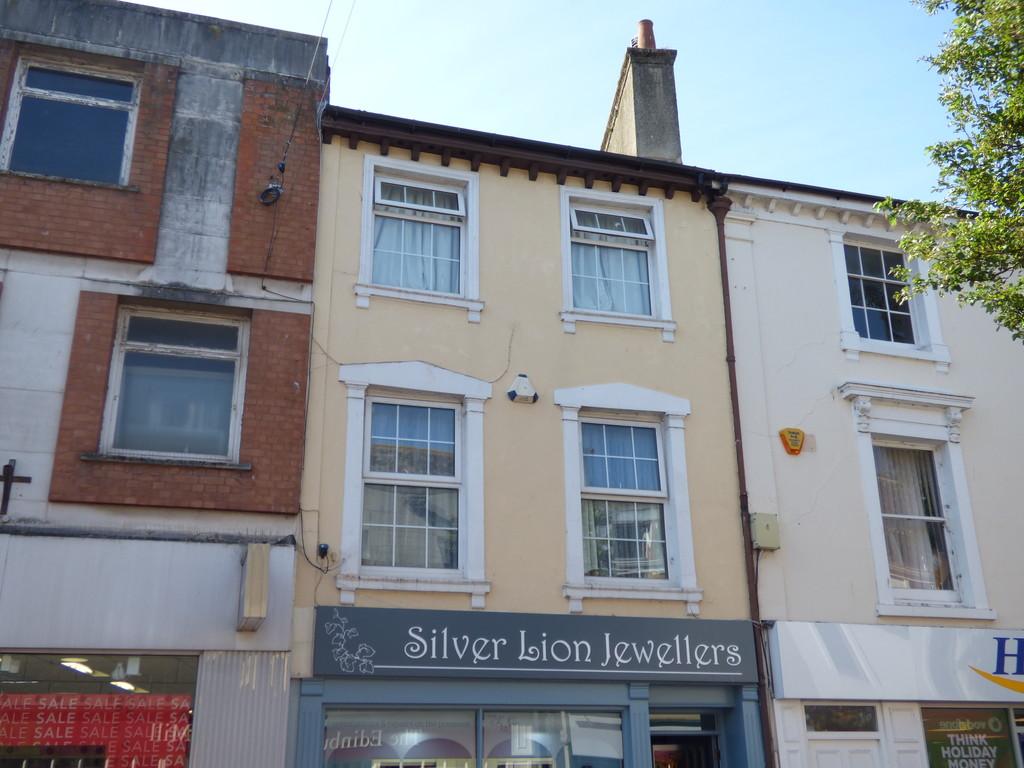 Courtenay Street, Newton Abbot